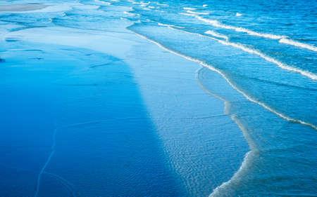 blue wave  background Stock Photo - 17329020