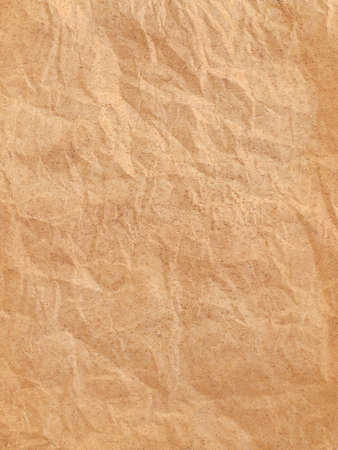 texture of crumpled packaging paper Stock Photo - 20354498