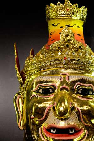 drama mask: Thai Drama Mask