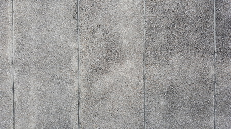 groove: grey washed gravel wall finishing with vertical groove lines