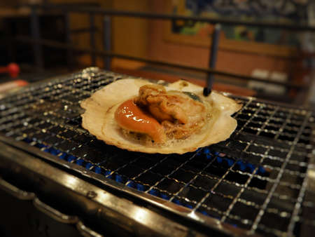 hotate: Hotate Grill Japanese Style