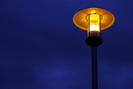 Lamppost photo
