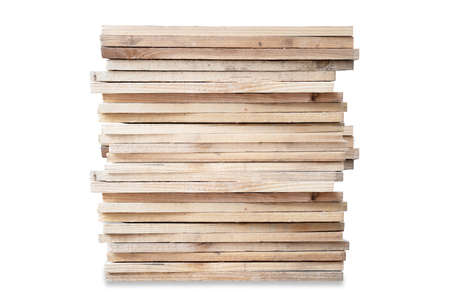 Lumber sheet For technicians to decorate the house