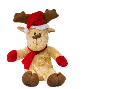 Reindeer doll, special Christmas gift.