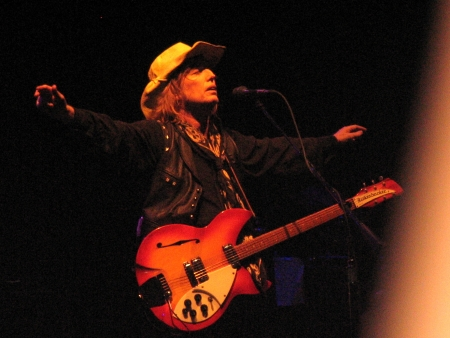 Austin, USA - September 17, 2006 - TOM PETTY   The HEARTBREAKERS at Austin City Limits Music Festival