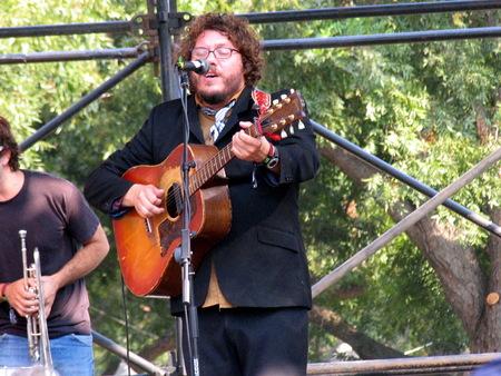 bobby: Austin, USA - September 26, 2008 - BOBBY BARE Jr  at Austin City Limits Music Festival