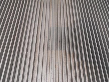shadowed: vertical strips