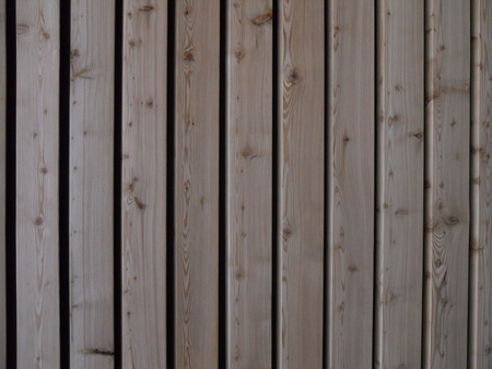 gnarled: listones de madera nudoso