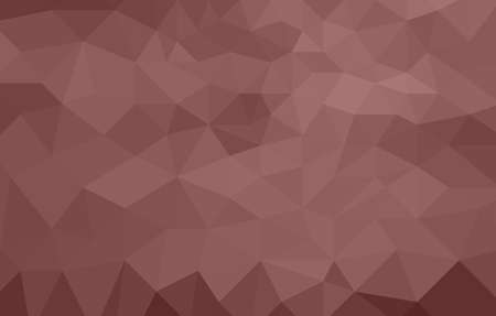 monochromatic: monochromatic red abstract low poly background made of triangles Stock Photo