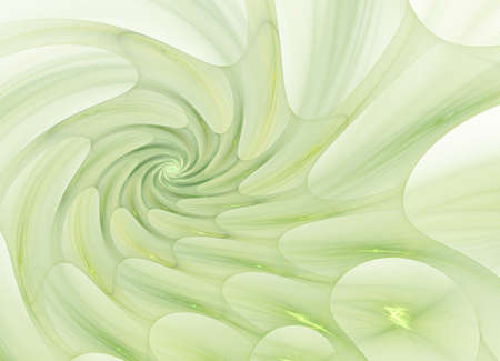 deepness: abstract fractal spiral pattern can be used as background