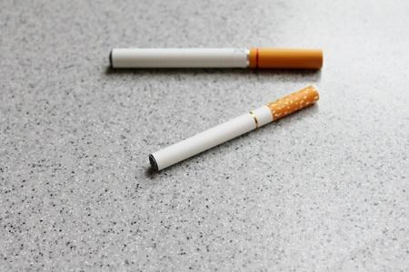 vapour: electronic battery powered vapour ecigarettes