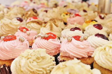 cupcakes various photo