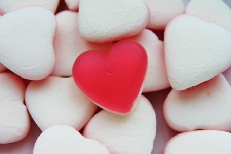 heart sweets candy love photo