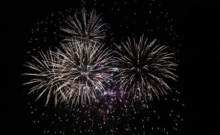 guy fawkes night: Fireworks Display explosion event background celebrate