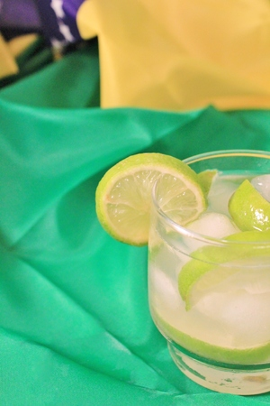 Caipirinha National drink of Brazil photo