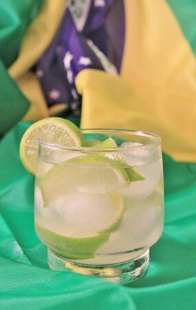 National drink of Brazil photo