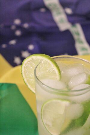 adulation: Caipirinha cocktail of Brazil