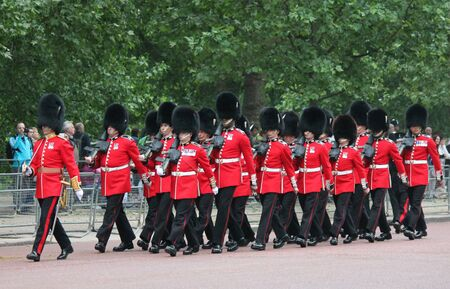 royal guard: London, UK-July 06, soldier of the royal guard, July 06.2015 in London