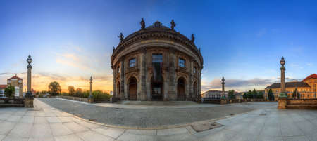 bode: Panoramic view of Bode Museum in Berlin, Germany