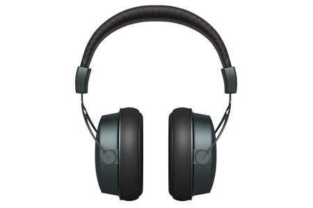 3D rendering of gaming headphones for cloud gaming and streaming