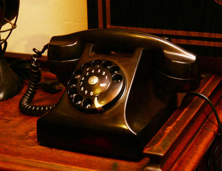 Old Vintage Telephone Stock Photo - 484264