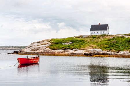 nova: Peggys Cove, Nova Scotia, Canada