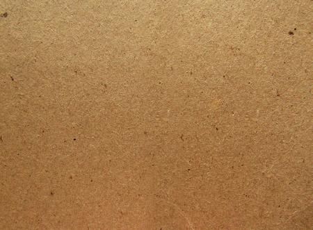 Oud papier textuur. Bruine kraft achtergrond.