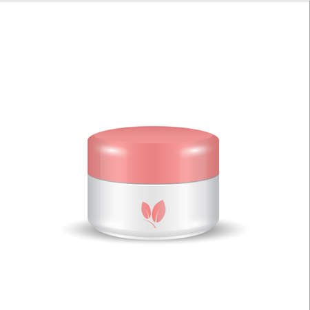 light complexion: Cream, Gel Or Powder, Light red White, Jar Can Cap Bottle
