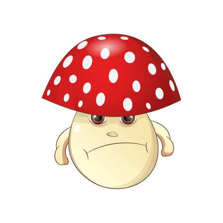 Evil Mushroom -