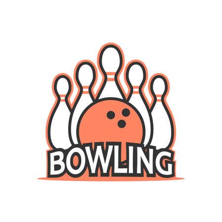 hit: Bowling club logo