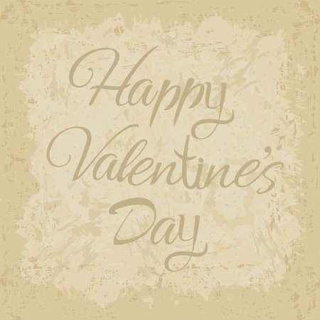 Illustrazione felice della pagina di San Valentino Archivio Fotografico - 93898608