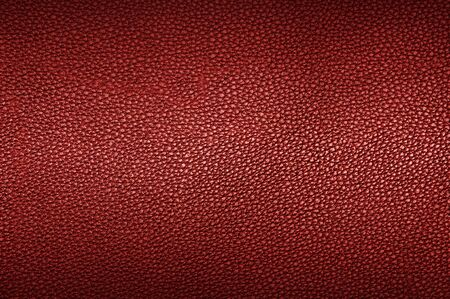 red leather texture: Red leather texture. Background red leather Stock Photo