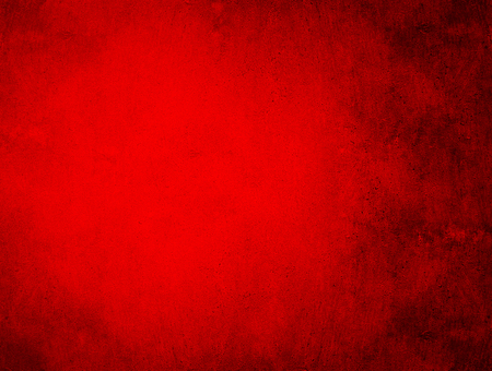 Grunge red wall. Red christmas textured background