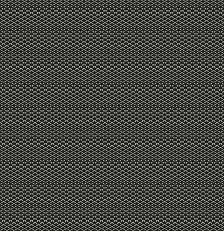 link fence: Seamless mesh on black background. Seamless chain link fence on black.