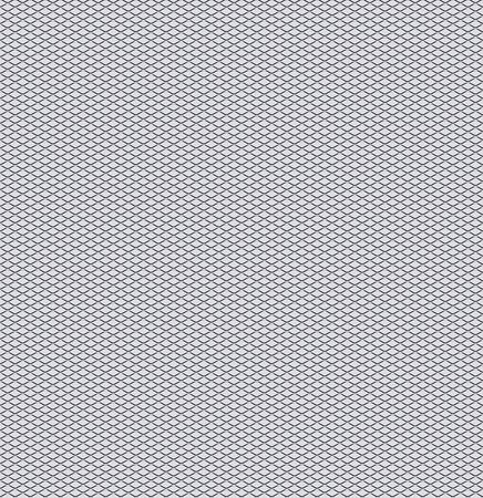 chain link fence: Seamless mesh on white background. Seamless chain link fence on white. Stock Photo