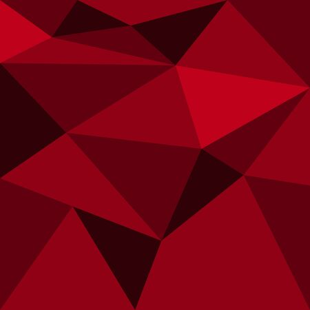 simple background: Simple triangular background - vector illustration. Abstract background. Illustration
