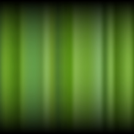 Abstract green blurred background. Vector illustration. Nature gradient background. Illustration