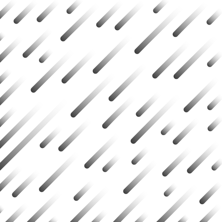 Background with parallel diagonal lines. Vector illustration. Abstract monochrome background.