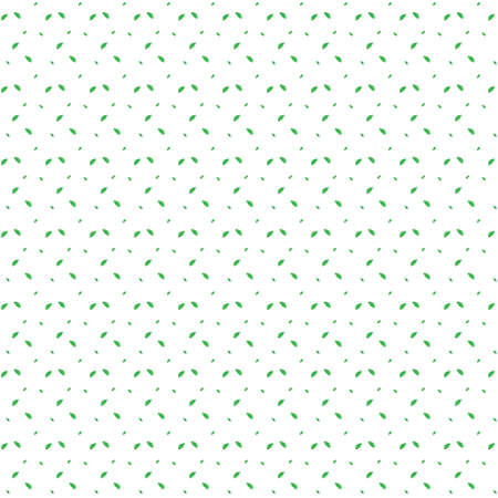 Seamless pattern with small leaves. Vector illustration. Geometric seamless pattern in flat style.