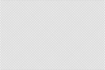 Pop Art background. Retro dotted background. Vector illustration. Halftone black and white pop art background. Çizim
