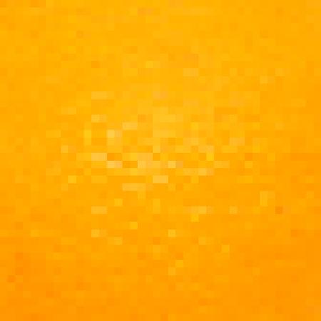 Priorità bassa di arte del pixel. Illustrazione vettoriale. Reticolo quadrato astratto del pixel. Sfondo mosaico