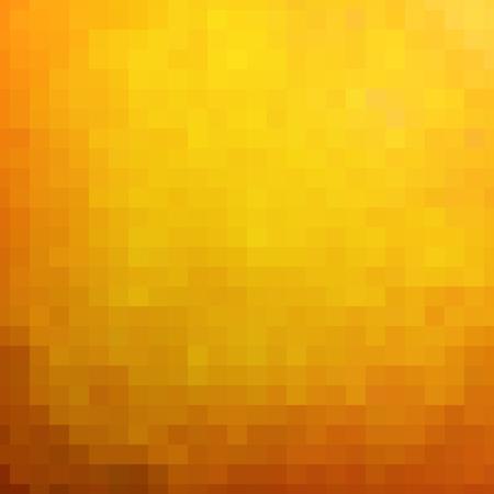 Pixel art background. Vector illustration. Abstract square pixel pattern. Mosaic background Vektoros illusztráció