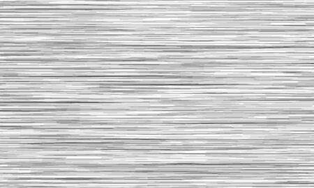 Vektor-Metall-Textur. Metall-Grunge-Textur-Hintergrund. Grau gebürstete Metallstruktur Vektorgrafik