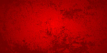 Red background. Vector illustration. Abstract grunge background.
