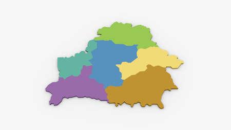 belarus: Belarus states Stock Photo