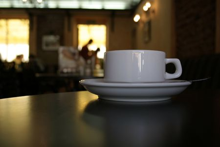 tea filter: Coffee.
