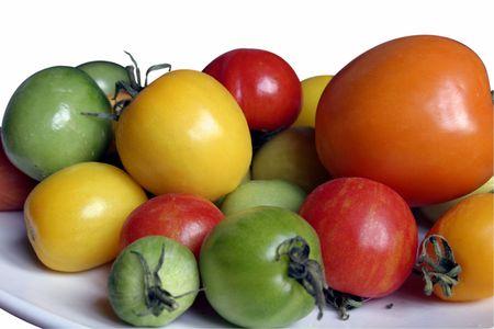 Pomidory Zdjęcie Seryjne