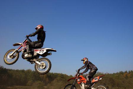 Motor bike. Stock Photo - 381739