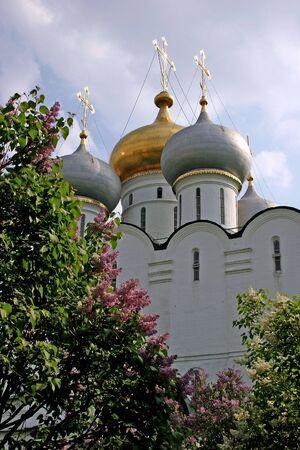 Russian church. photo