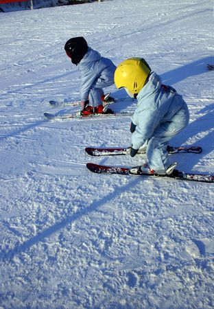 Ski school Stock Photo - 385912